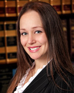 New York City (NYC) Corporate Law Attorney Audra T. Fredrick, Associate